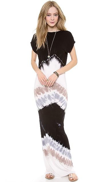 Young Fabulous & Broke Jaxon Maxi Dress