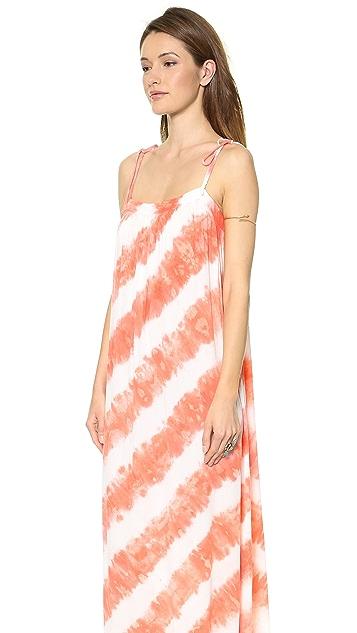 Young Fabulous & Broke Butter Helix Maxi Dress