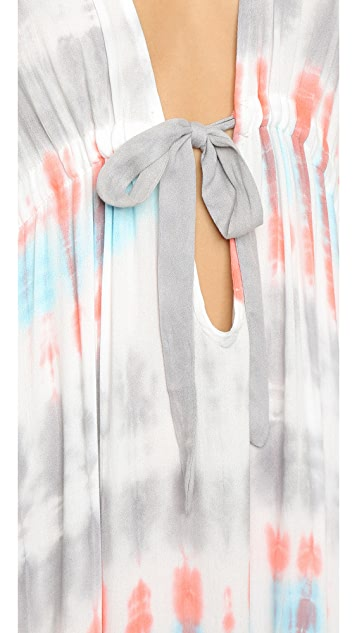 Young Fabulous & Broke Julie Caftan Maxi Dress
