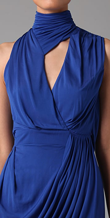 Yigal Azrouel Draped Dress