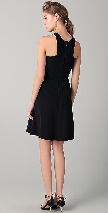 Yigal Azrouel Full Skirt Tech Dress