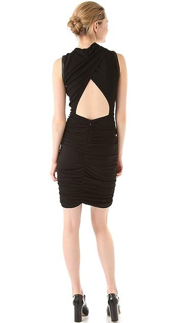 Yigal Azrouel Crepe Dress