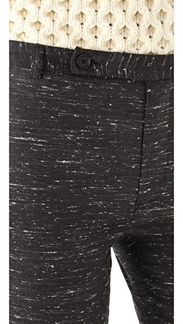 Yigal Azrouel Tweed Pants