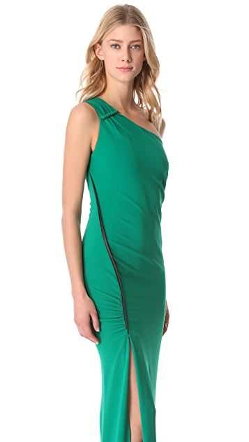 Yigal Azrouel One Shoulder Dress