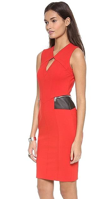 Yigal Azrouel Compact Jersey Dress