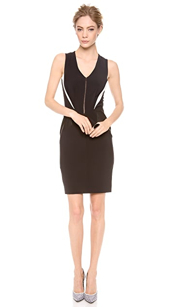 Yigal Azrouel Stretch Tech Dress