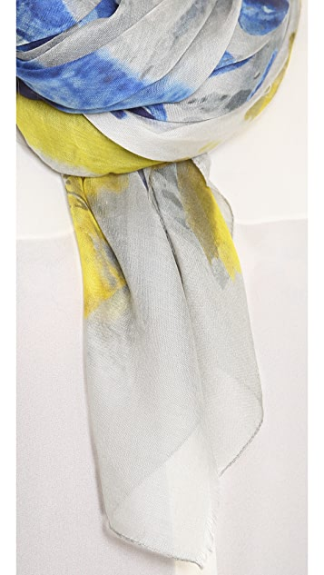 Yigal Azrouel Lips Scarf