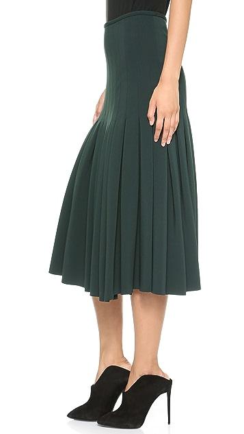Yigal Azrouel Mechanical Pleat Skirt