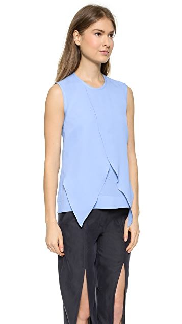 Yigal Azrouel Draped Front Top