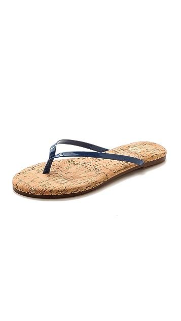 Yosi Samra Roee Cork Flip Flops