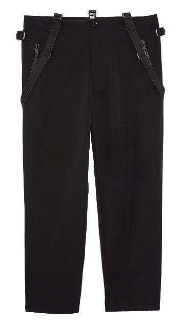 Y-3 Suspender Pants