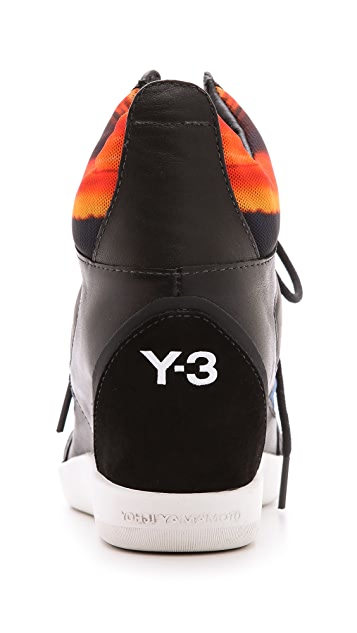 Y-3 Sukita Wedge Sneakers