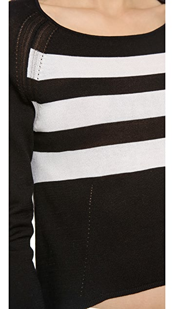 Y-3 Long Sleeve Sweater