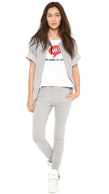 Y-3 Cuff Track Pants