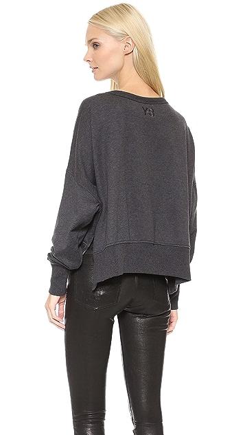 Y-3 Crop Sweatshirt