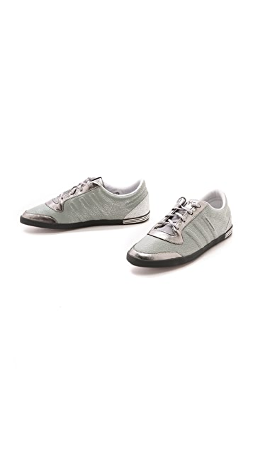 Y-3 Plim Low Top Sneakers