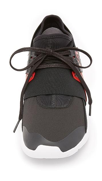 Y-3 Y-3 Qasa Elle Lace Sneakers