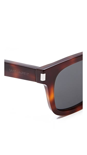 Saint Laurent Classic Frame Sunglasses