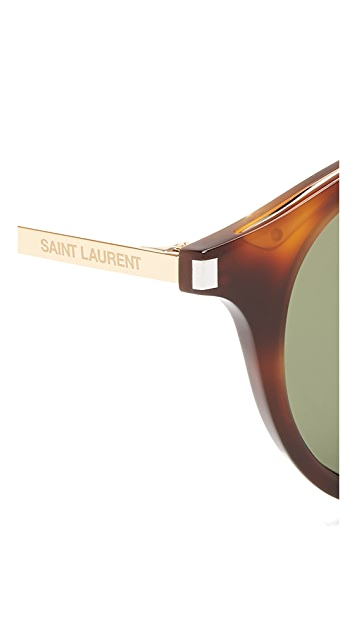 Saint Laurent Mineral Glass Sunglasses