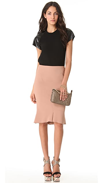Zac Posen Pencil Skirt