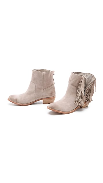 Zadig & Voltaire Pearce Fringe Boots