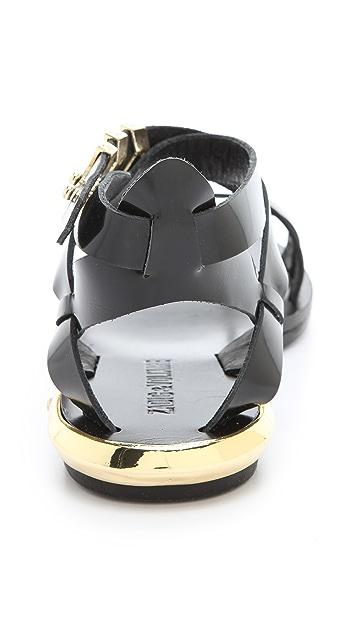 Zadig & Voltaire Pert Sandals