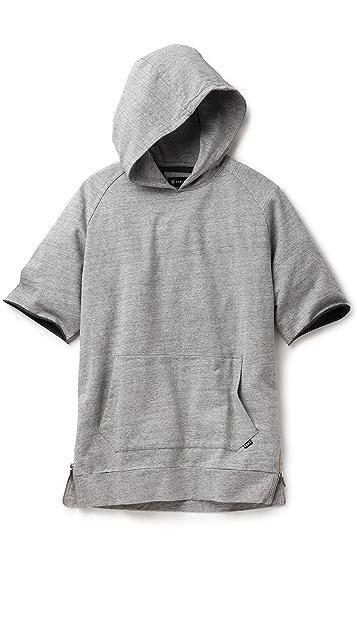 Zanerobe MVP Short Sleeve Sweatshirt