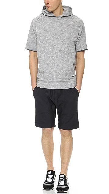 Zanerobe Gabe Mesh Shorts