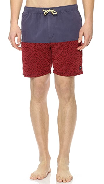 Zanerobe Hola Swim Trunks