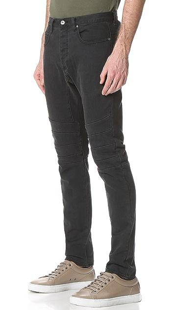 Zanerobe Scrambler Biker Jeans