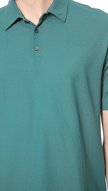 Zanone Ice Cotton Polo Shirt