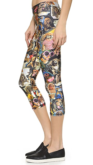 Terez Toast Meets World Performance Capris