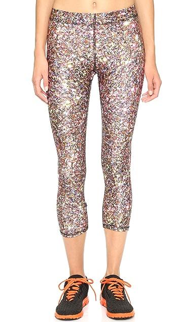 3bbd32fd29185 Terez Glitter Capri Leggings | SHOPBOP