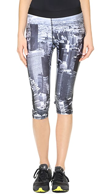 Terez Crop NYC Leggings