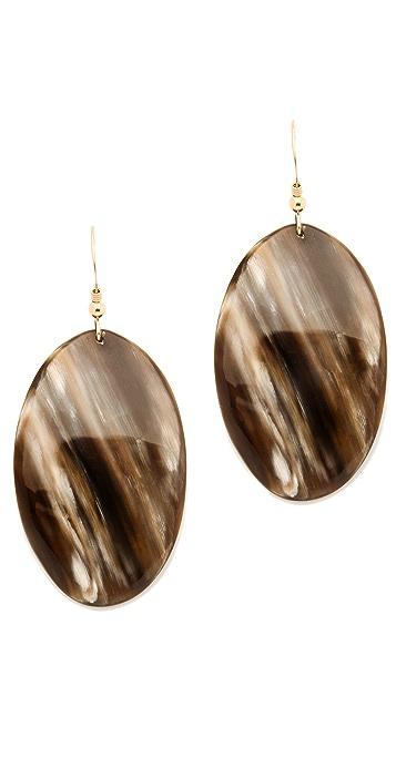 Zeffira Palm Earrings