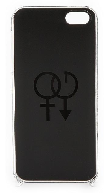 Zero Gravity Silver Mirror iPhone 5 / 5S Case