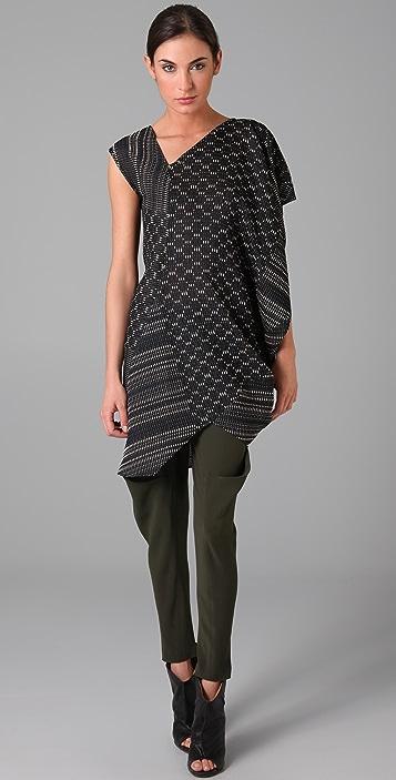 Zero + Maria Cornejo Cade Dress