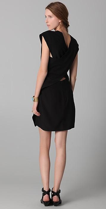 Zero + Maria Cornejo Utu Mini Dress