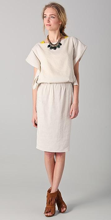 Zero + Maria Cornejo Devo Dress
