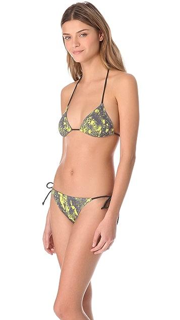 Zero + Maria Cornejo Alla Bikini Top