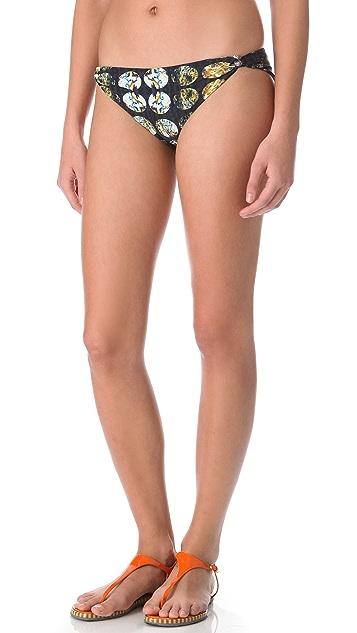 Zero + Maria Cornejo Belu Bikini Bottoms