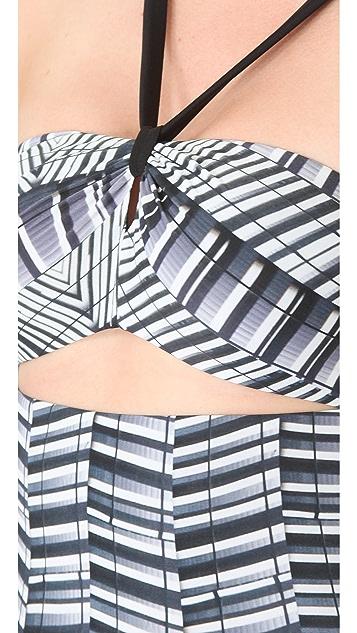 Zero + Maria Cornejo Aviva One Piece Swimsuit