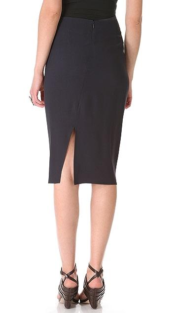 Zero + Maria Cornejo Tali Skirt