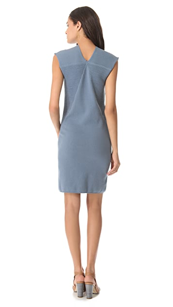 Zero + Maria Cornejo Maca Dress