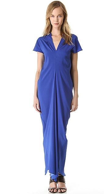 Zero + Maria Cornejo Long Stella Dress