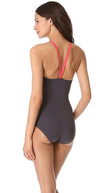 Zero + Maria Cornejo Aviva Swimsuit