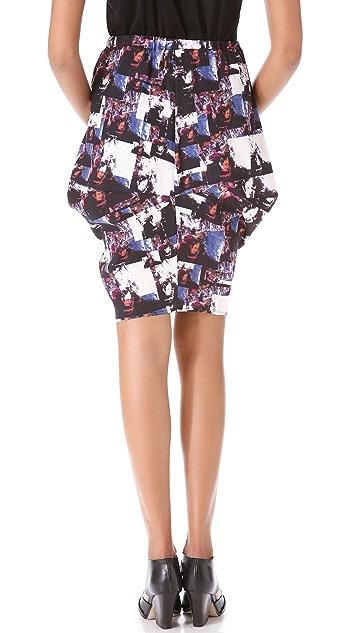 Zero + Maria Cornejo Hexagon Skirt