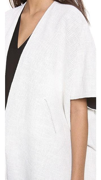 Zero + Maria Cornejo Gaban Reversible Coat