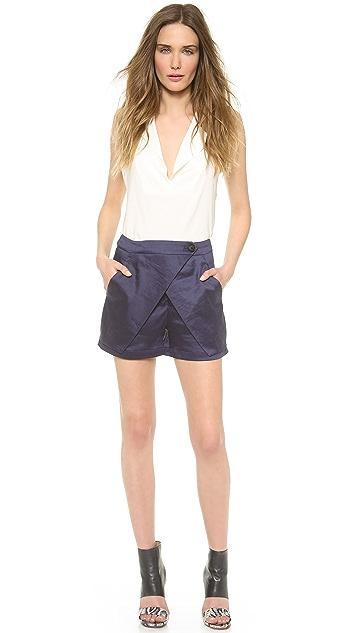 Zero + Maria Cornejo Cargo Shorts