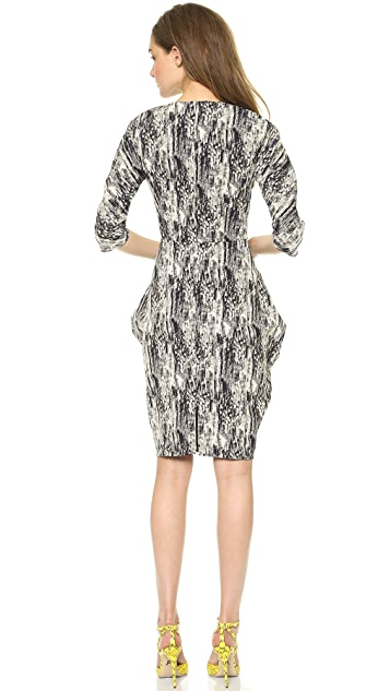 Zero + Maria Cornejo Marble ID Goa Dress